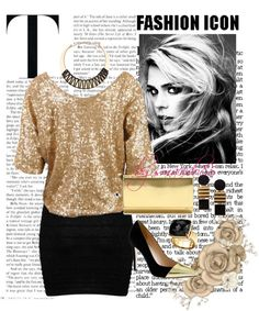 """""""party outfit"""" by smacedo85 on Polyvore"""