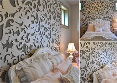 headboard ideas girls room
