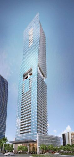 Echo Brickell- exclusive units designed by Carlos Ott, starting at $2million.