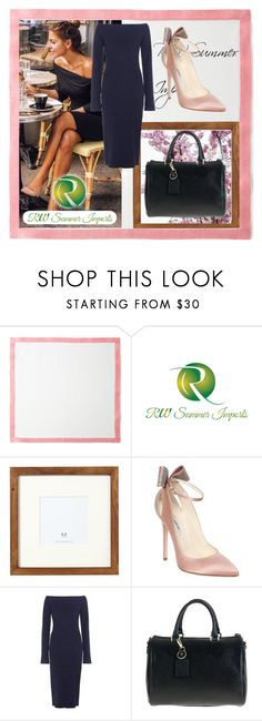 """RW SUMMER IMPORTS BAG CONTEST !"" by jasmine-monro ❤ liked on Polyvore featuring Deborah Rhodes, Pottery Barn, Brian Atwood and Jason Wu"