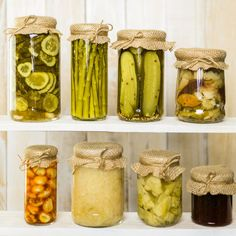 Fermented vegetables: recipe for making your fermented vegetables Easy Healthy Recipes, Raw Food Recipes, Meat Recipes, Fermentation Recipes, Canning Recipes, Anti Inflammatory Recipes, Happy Foods, Fermented Foods, Light Recipes