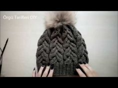 In this video you can make a seamless beanie with a fishing line .
