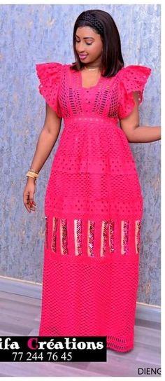 Short Sleeve Dresses, Dresses With Sleeves, Eid, African Fashion, Bordeaux, Album, Couture, Closet, Vestidos