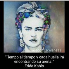 digital portrait of Frida Kahlo Diego Rivera, Frida Quotes, Signo Libra, Frida And Diego, Frida Art, Great Artists, Cool Art, Street Art, Mexico
