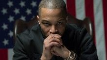 """CNN caught up with Tip """"T.I."""" Harris at the SXSW festival last month, where the Grammy-winning rapper and actor premiered his latest passion project, """"Us or Else"""" — a short film that examines the relationship between police and the black community."""