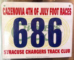 1st 10M - CAZENOVIA FOOT RACES.   July 4, 2015.  Cazenovia, NY.  Time 1:47:49hrs (10:47). Running Bibs, Marathon, Racing, Running, Marathons, Auto Racing
