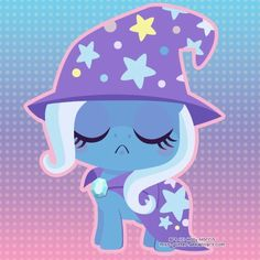 The Great and Powerful Trixie by Miss-Glitter.deviantart.com