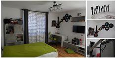 Room design for teens