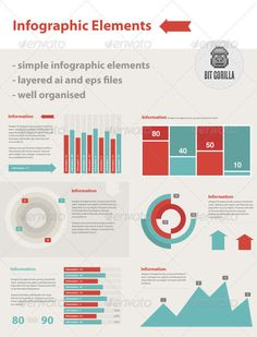 17 Cool Infographic Design Templates
