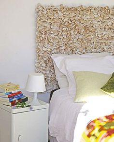 6 cabeceros de cama originales - Ideas para hacer cabeceros de cama ...