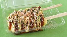 How to Make Hashimaki (Okonomiyaki on Chopsticks) - Video Recipe | Create Eat Happy :) Kawaii Japanese Recipes and Cooking Hacks