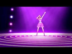 Barbie Princess and the Popstar  - Here I Am ( English )
