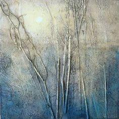 "Saatchi Art Artist Daniela Carletti; Painting, ""Paesaggio n.3 - Landscape n.3"" #art"