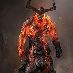 aleksibriclot: Concept for Surtur for Thor :... - Thor-Ragnarok-News
