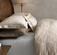 Italian Vintage Baroque Bedding Collection