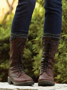 Leather Lace-Up Hikers are built to take the weather and last forever. Made 3abea7c4ca