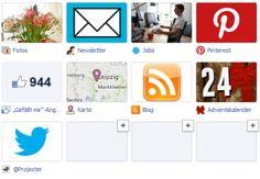 Tabs waren mal wichtiger. Trotz allem können Sie den #Facebook-Auftritt vervollständigen. #SocialMedia