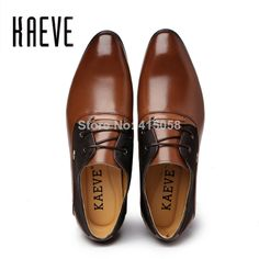 Size 38 - 43  2014 breathable male daily casual leather male genuine leather shoes male the trend commercial leather $138.97