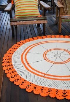 Crochet Mat, Crochet Basket Pattern, Red Bags, Beach Mat, Decoupage, Outdoor Blanket, Kids Rugs, Rose, Inspiration