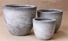 Lightweight Eggpot Planter 530 x 630mm Cement