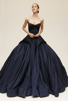 Fashion Show Dress 2015 Zac Posen Resort