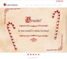 qualcuno di voi ha avuto problemi ad inviare o ricevere le e-cards natalizie? http://www.redtabula.com/it/postcard/
