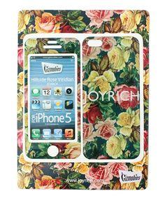 JOYRICH FEMME(ジョイリッチファム)のHillside Rose ViridianGizmobies【iPhone5専用Gizmobies】(モバイルケース/カバー)|マルチ