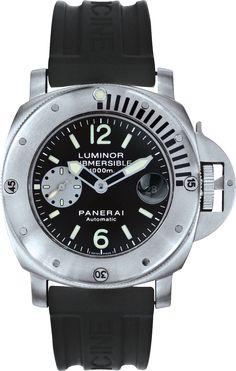 Luminor Submersible 1000m - 44mm PAM00064 - Collection Luminor - Officine Panerai Watches