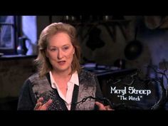 Fascinating New 'Costumes Of The Woods' INTO THE WOODS Video Featurette With Meryl Streep & More