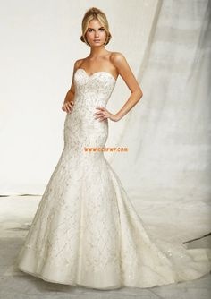 cce0b3ca Kjæreste Glamorøs & Dramatisk Glidelås Bryllupskjoler 2014 Wedding Dresses  2014, Cheap Wedding Dress, Bridal