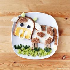 L'adorabile Food Art di Samantha Lee