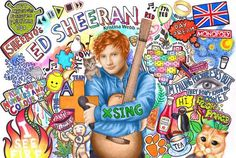 ed sheeran drawing - Google'da Ara