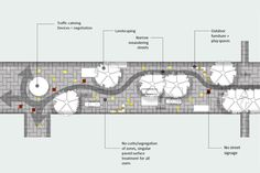 Posts about Woonerf written by Nicole Thomas and Warwick Mihaly Landscape Architecture, Architecture Design, Urban Ideas, Urban Design Diagram, Public, Bicycle Design, Master Plan, Urban Planning, Urban Landscape