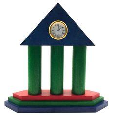 PoMo Clock color block
