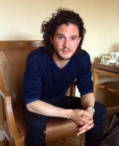 Game of Thrones' Kit Harington Talks Dating, Dragons, and His Incredible Hair