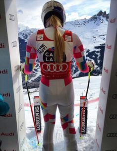 Lindsey Vonn Meribel March, 16, 2015 Alpine Skiing, Snow Skiing, Ski Ski, Us Olympics, Winter Olympics, Ski Girl, Sport Girl, Qi Gong, Lindsey Vonn Skiing