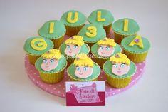 Composizione di Cupcakes Trilli     Fate di Zucchero - Cake Designers
