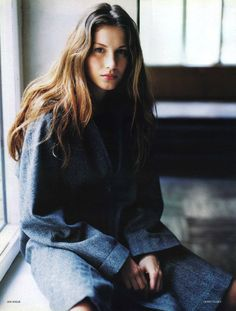 Gisele Bundchen by Perry Ogden for Vogue Russia September 1998 - Fall Fashion Editorials | PHOTOS | Styleite