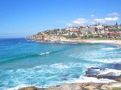 Coogee Beach | Sydney, Australia | Lived in Sydney | Winter, Spring & Summer 2oo2