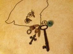Steampunk, Jewelry, Jewlery, Jewerly, Schmuck, Jewels, Jewelery, Fine Jewelry, Jewel