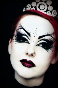 best Halloween witch make up ideas