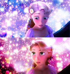 Admittedly, still obsessed with how gorgeous this movie is... #Tangled
