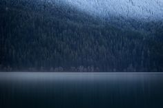 """122 seconds of Lake Crescent in Olympic National Park, Washington 