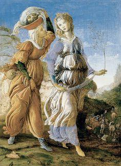 Sandro Botticelli : Judith with the Head of Holofernes (Cincinnati Art Museum) 1445 サンドロ・ボッティチェッリ Sandro, Italian Renaissance, Renaissance Art, Judith And Holofernes, Städel Museum, Giorgio Vasari, Cincinnati Art, Social Art, Italian Painters