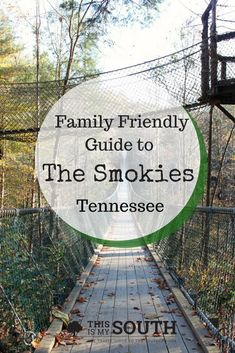 This travel guide from This Is My South is perfect for visiting the Smokies with your family. The Great Smoky Mountains are a favorite for family vacations. The towns of Gatlinburg, Sevierville, Pigeon Forge, and the smaller communities have a lot of fun things to do for all ages. This travel guide will give you all of the tips you need to plan your next family vacation! Get started planning now! Pigeon Forge, Great Smoky Mountains, Tennessee Vacation Kids, Mountain Vacations, Family Vacations, Sevierville Tennessee, Nashville Tennessee, Visit Tennessee, Long Week-end