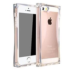 iPhone 6 Plus compatible Solid Color/Special Design/Transparent/Novelty Back Cover – HKD $ 86.81