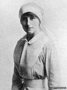 Vera Brittain, WW1 nurse
