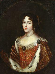Portrait of Maria Kazimiera