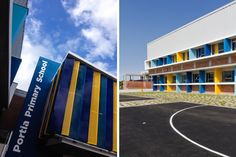Portia Primary School Primary School, School Design, Schools, Company Logo, Urban, Upper Elementary, School, Elementary Schools, Colleges