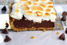 Baked Nutella S'mores recipe on Food52